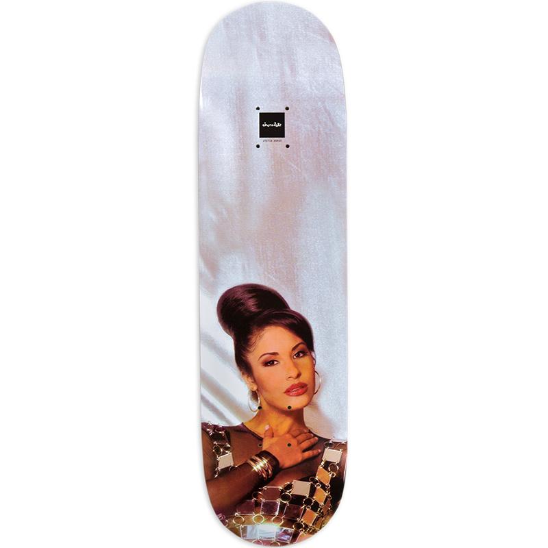 Chocolate Perez Selena Skateboard Deck 8.25