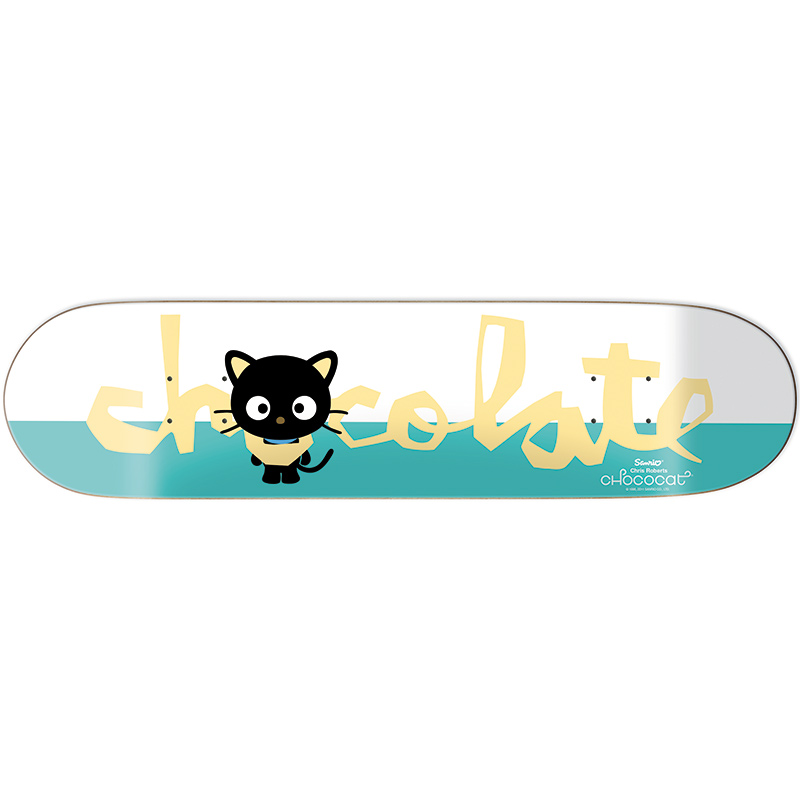 Chocolate Roberts Sanrio Skateboard Deck 8.25