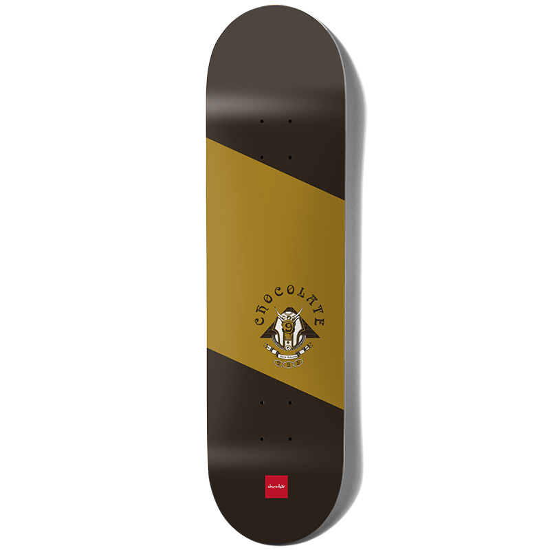 Chocolate Roberts Secret Society Skateboard Deck 8.0