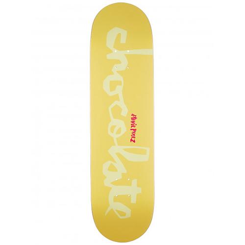 Chocolate Stevie Perez Original Chunk Skateboard Deck 8.375