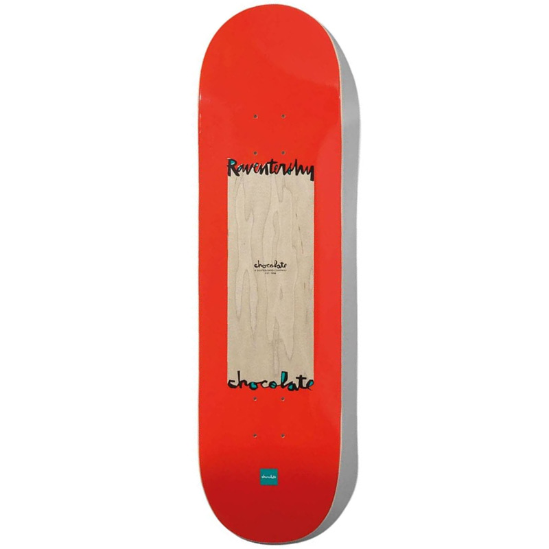 Chocolate Tershy Long Chunk Skateboard Deck 8.5