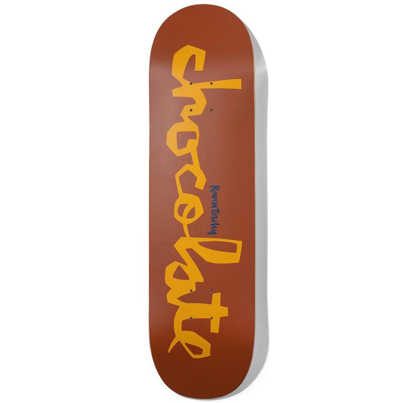 Chocolate Tershy OG Chunk Skateboard Deck 8.5