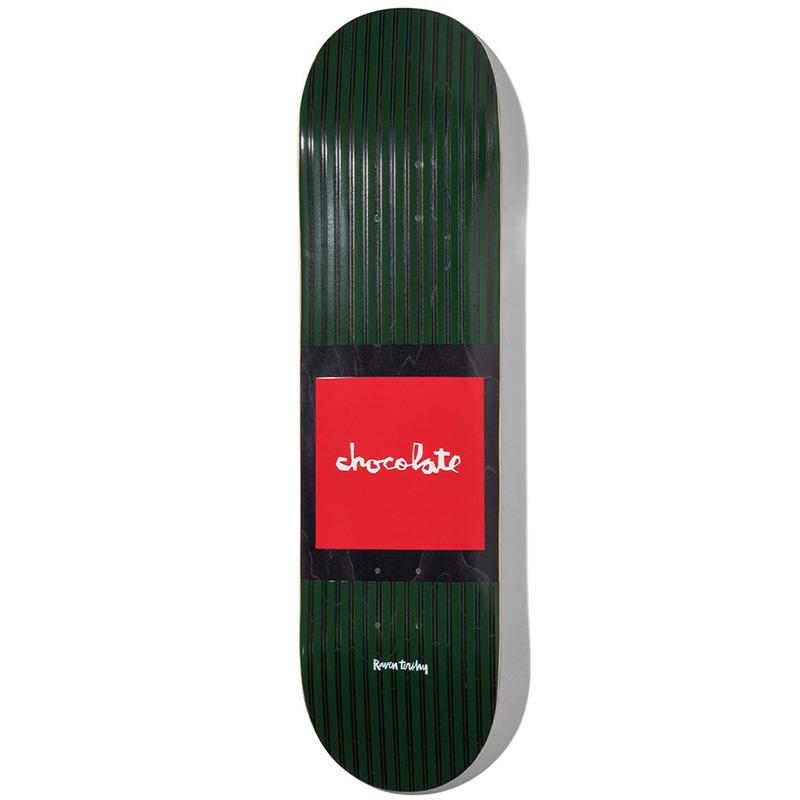 Chocolate Tershy Pop Secret Skateboard Deck 8.25