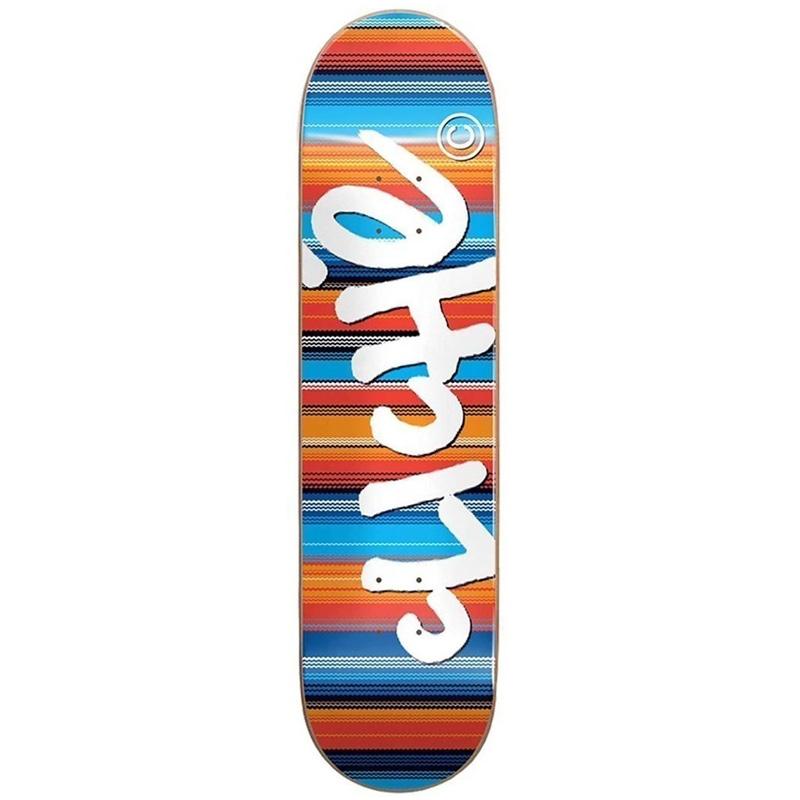 Cliché Handwritten Blanket RHM Skateboard Deck 8.0