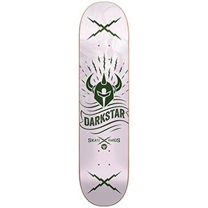 Darkstar Axis RHM Pastel Pink Skateboard Deck 8.0