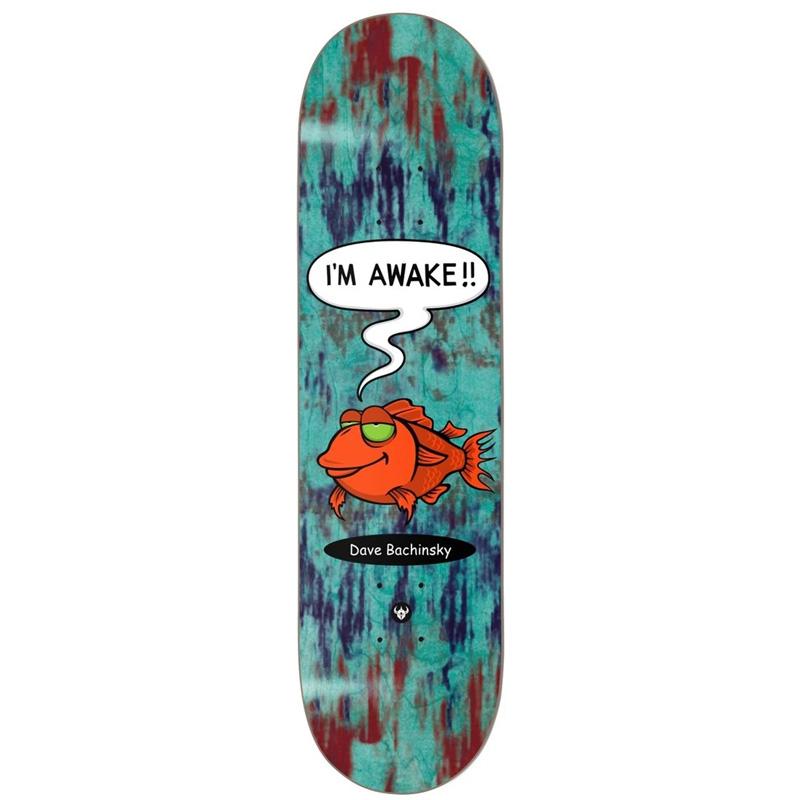 Darkstar Bachinsky Awake R7 Skateboard Deck 8.125