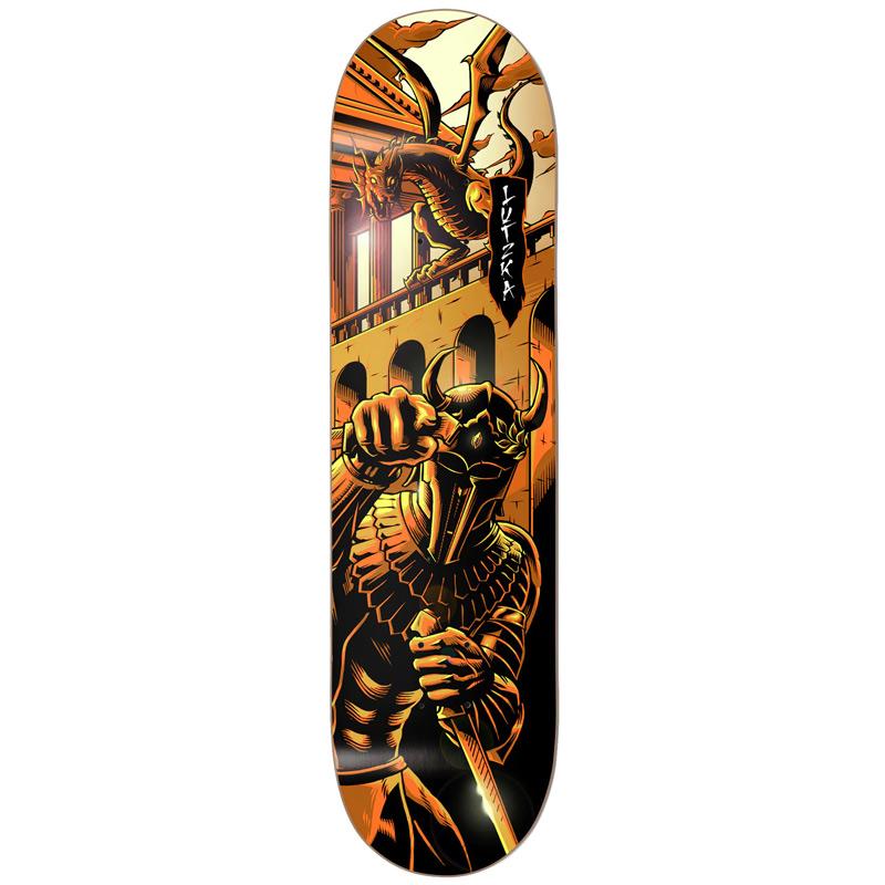 Darkstar Cameo Inception R7 Skateboard Deck 8.125