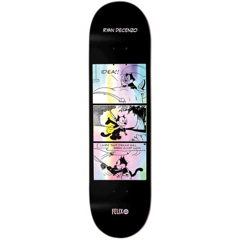 Darkstar Decenzo Felix Comic R7 Skateboard Deck 8.375