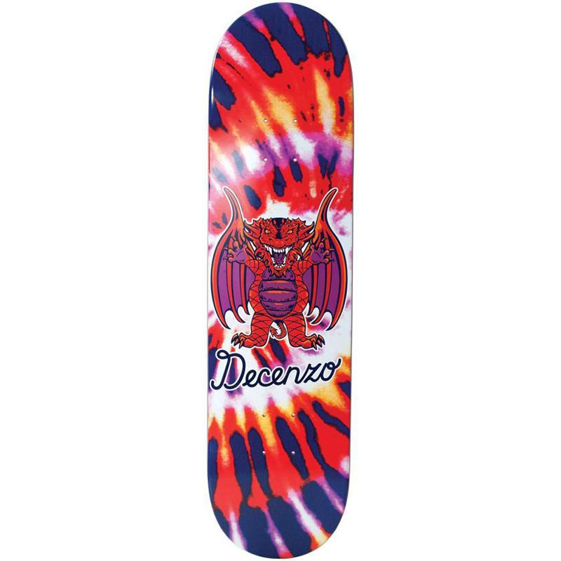 Darkstar Decenzo Grizzly R7 Skateboard Deck 8.0