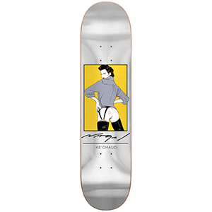 Darkstar Kechaud Nagel 2 R7 Skateboard Deck Kechaud 8.0