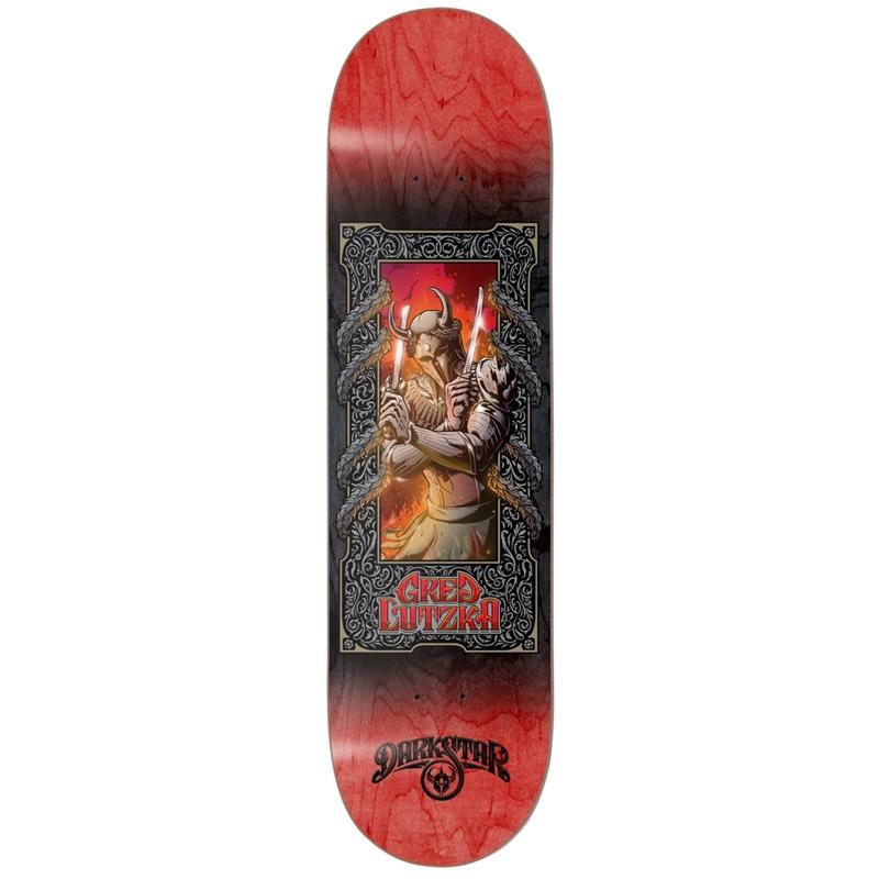 Darkstar Lutzka Anthology R7 Skateboard Deck 8.125