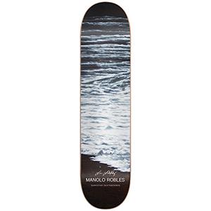 Darkstar Manolo Lebofsky R7 Skateboard Deck 8.0