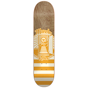 Darkstar Manolo Lockup R7 Skateboard Deck 8.25
