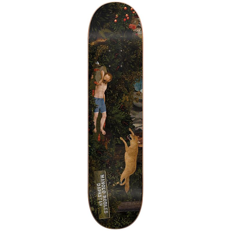 Darkstar Manolo Scorpion Dagger R7 Skateboard Deck 8125