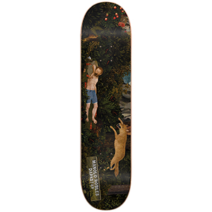Darkstar Manolo Scorpion Dagger R7 Skateboard Deck 8125