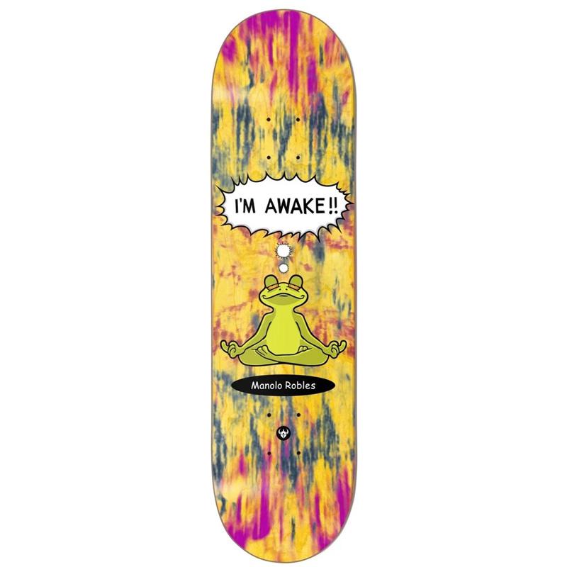 Darkstar Robles Awake R7 Skateboard Deck 8.0