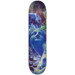 Darkstar Solar HYB Skateboard Deck Blue 7.75