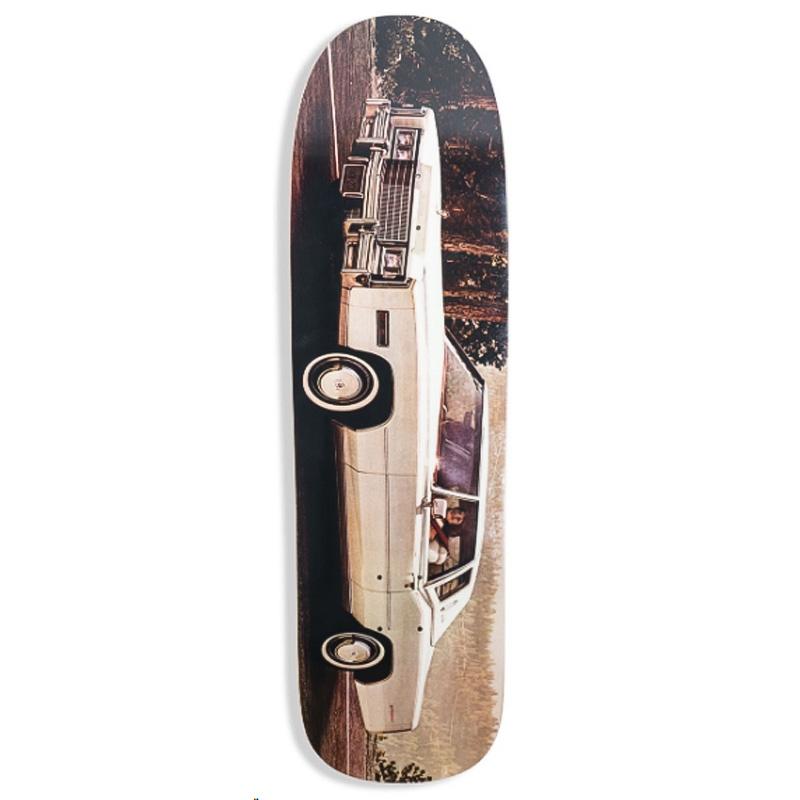 Deathwish Classic Everslick Skateboard Deck 9.0