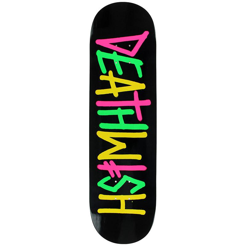 Deathwish Deathspray Multi OG Skateboard Deck 8.25