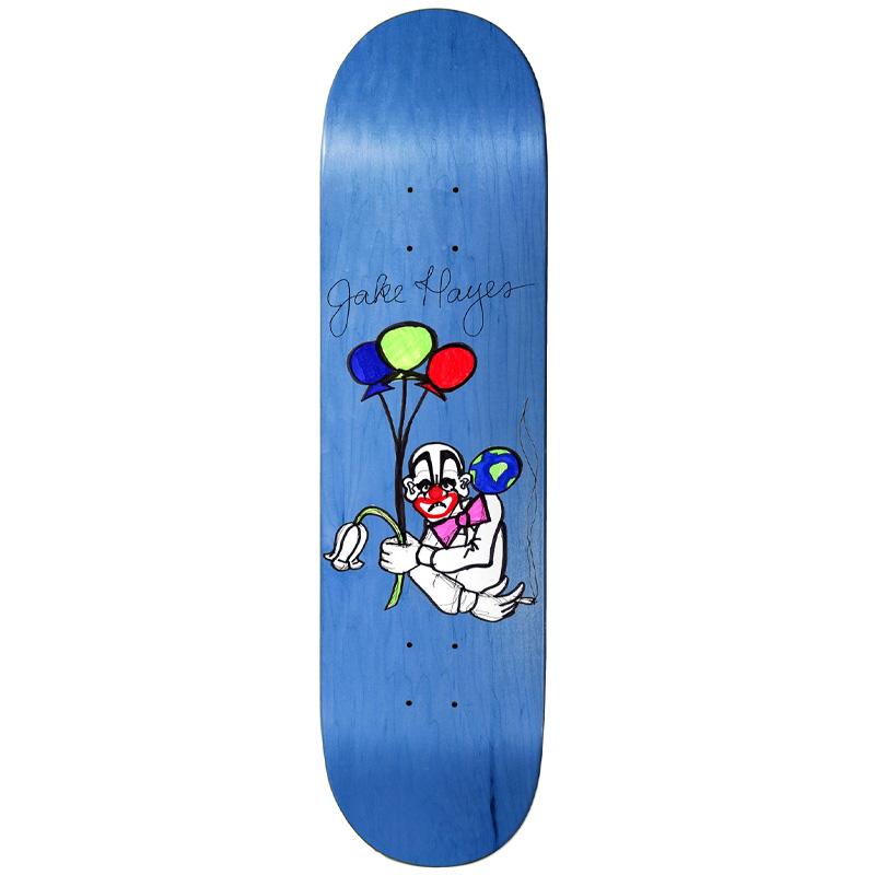 Deathwish Jake Hayes Chatman Skateboard Deck 8.38
