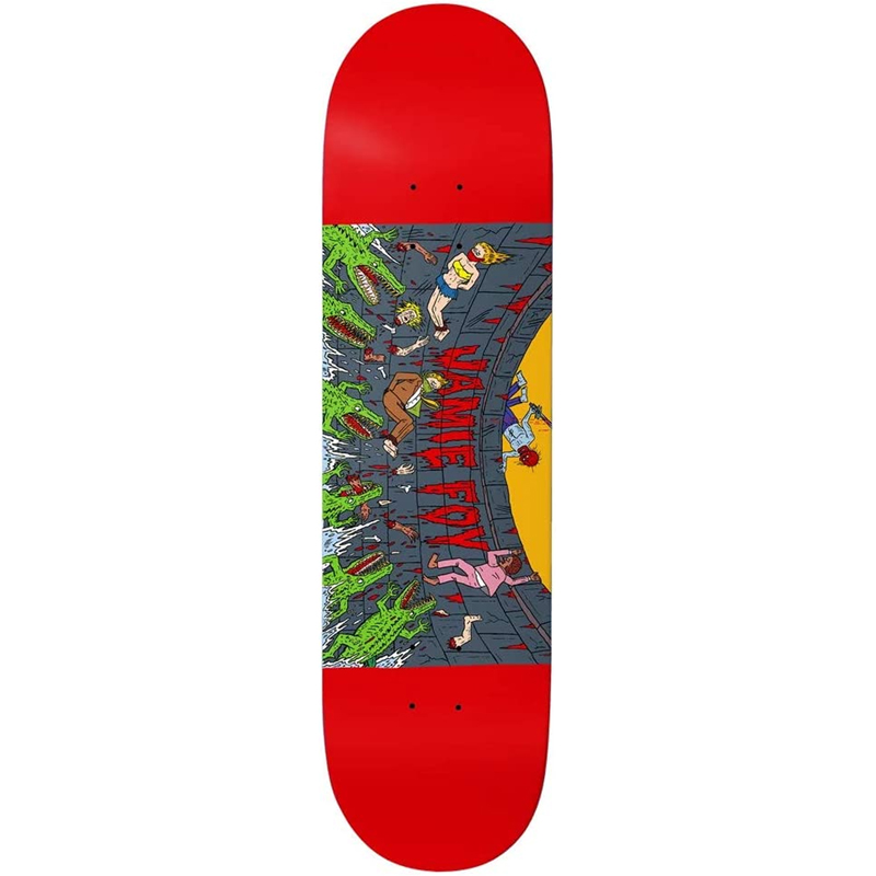 Deathwish Jamie Foy The Pit Skateboard Deck 8.25