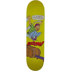 Deathwish Lizard King Teen-Ager Skateboard Deck 8.0
