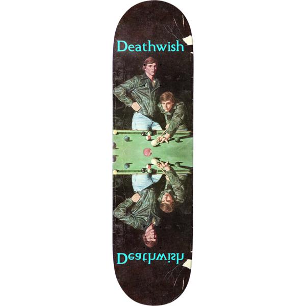 Deathwish No Sweat Skateboard Deck 8.25