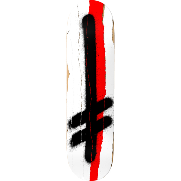 Deathwish Originial G-Shredded Skateboard Deck 8.38