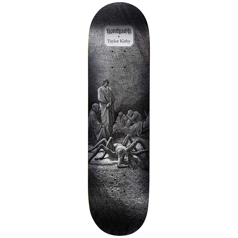 Deathwish Taylor Kirby Inferno Skateboard Deck 8.125