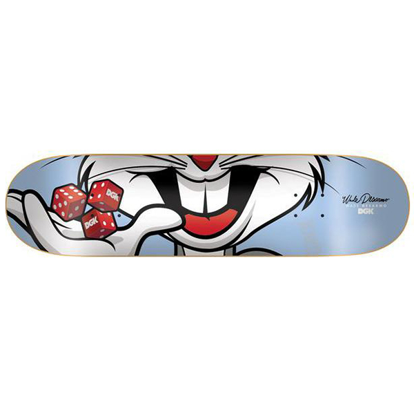 DGK Iconic Wade Skateboard Deck 8.06