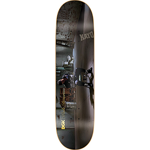 DGK Wade Mobster Skateboard Deck 8.0