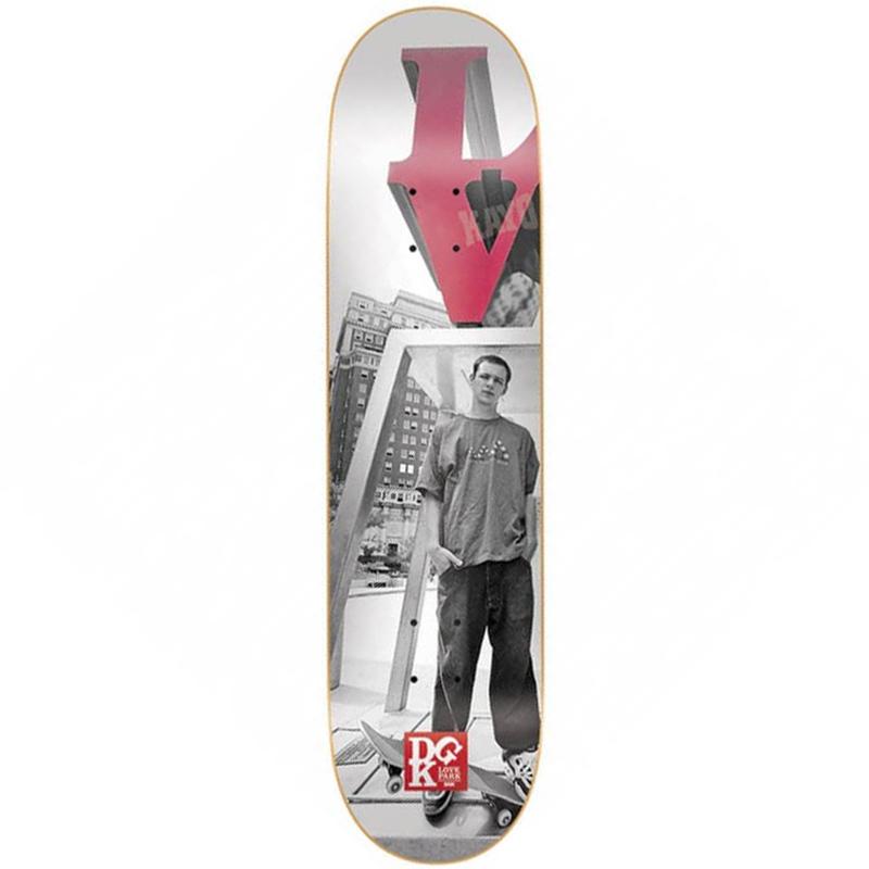 DGK x Blabac 99 Josh Kalis Skateboard Deck 8.06