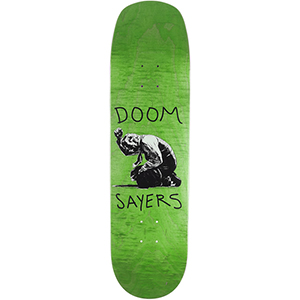 Doom Sayers Death Of A Salesman Shovel Skateboard Deck Assorted Colors 8.4