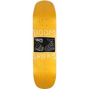 Doom Sayers Snake Shake Skateboard Deck 8.58