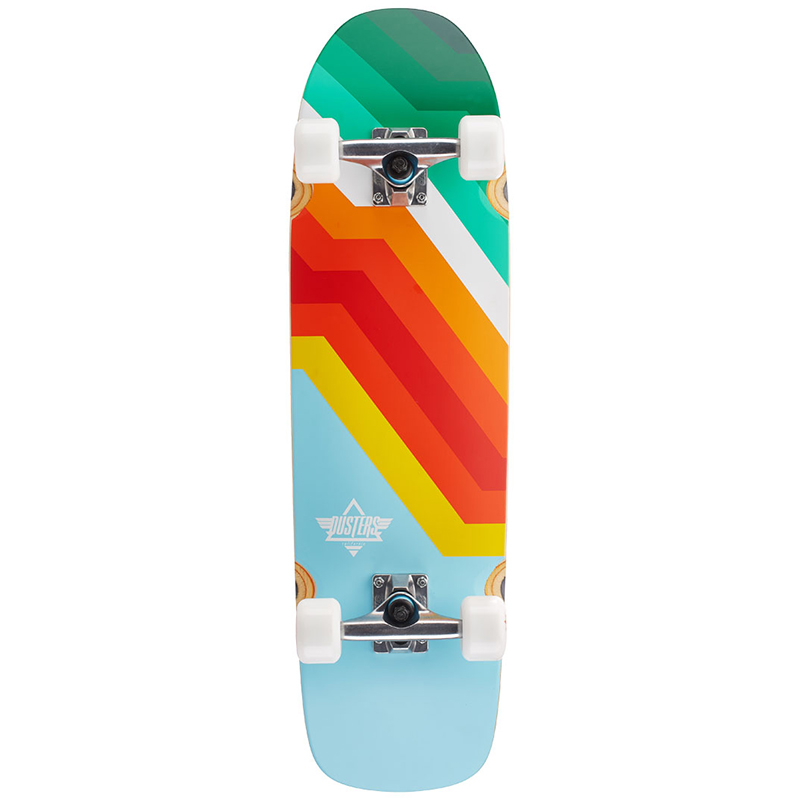 Dusters Grind Ziggy Cruiser Skateboard Multi 30.75