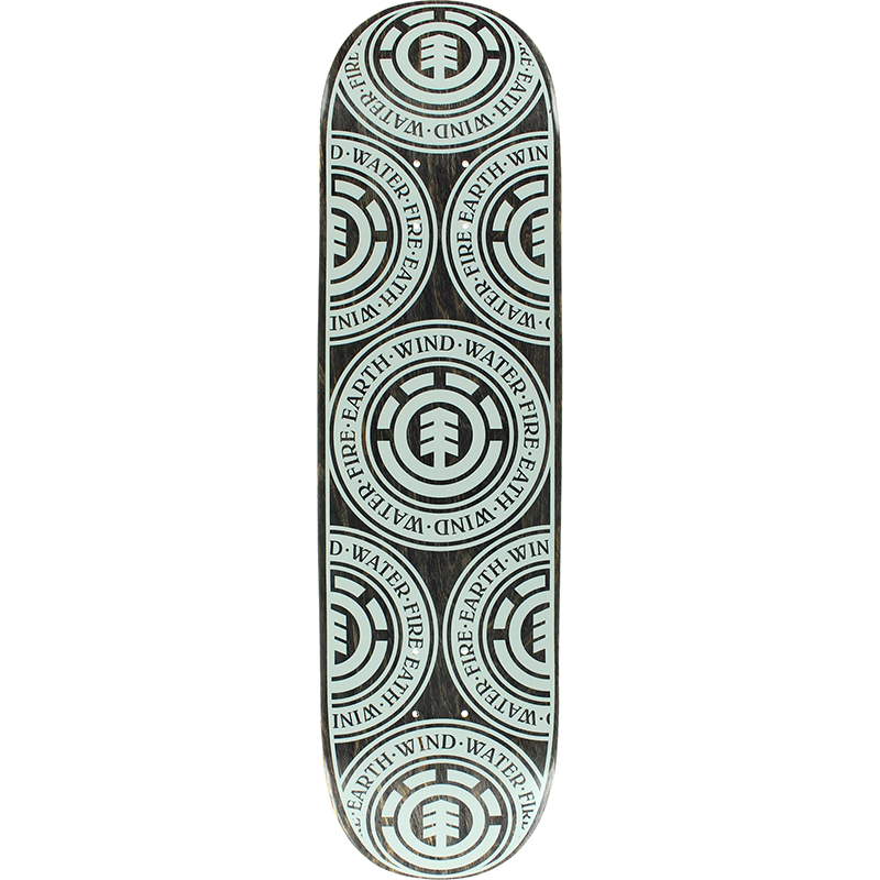 Element 92 Seal Sakteboard Deck 8.25
