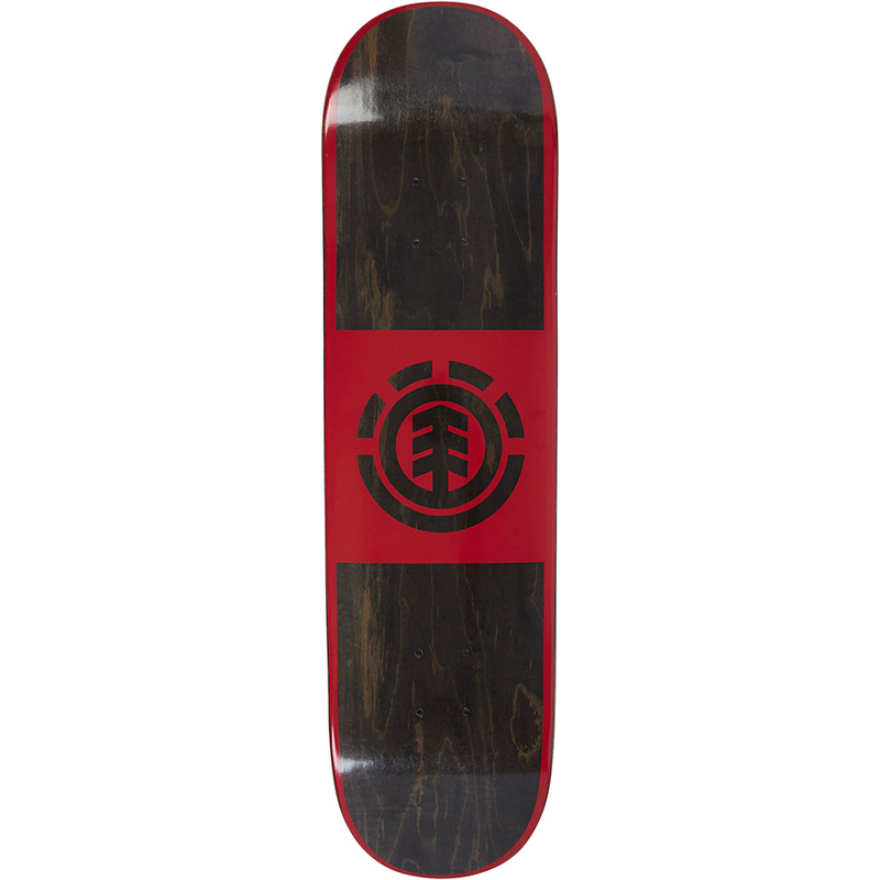 Element S Collection Tree Skateboard Deck 8.25