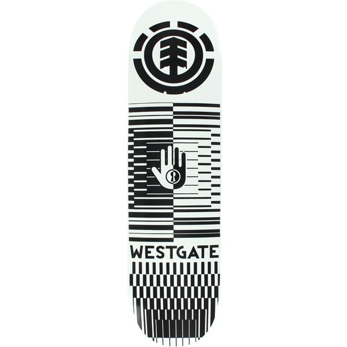 Element Westgate Optical Skateboard Deck 8.0