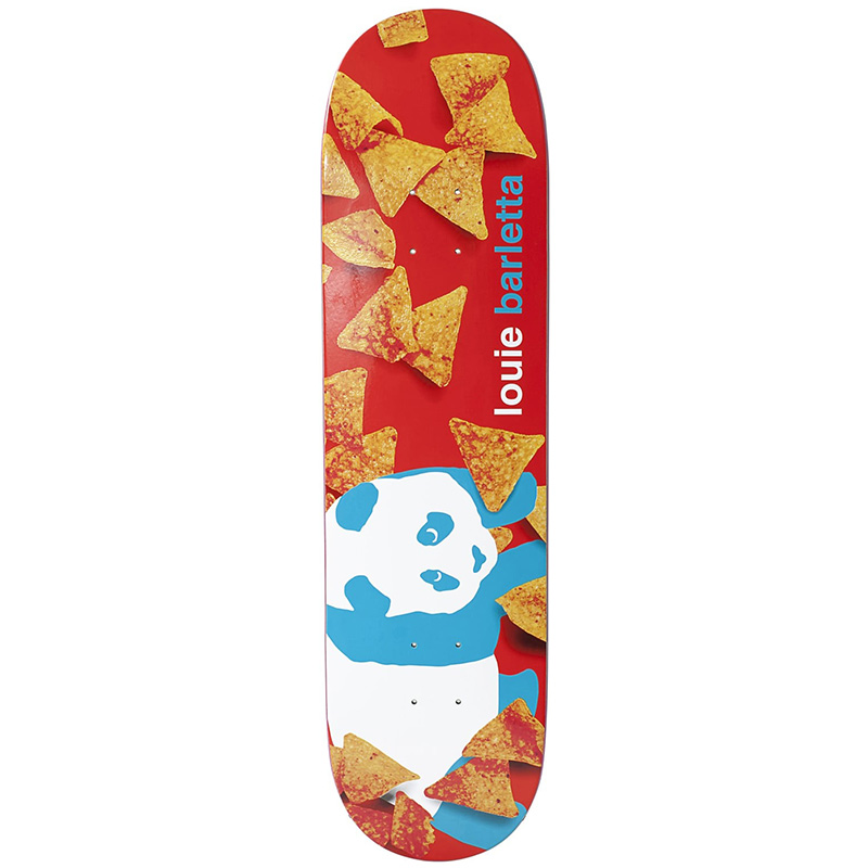 Enjoi Barletta Pro Panda R7 Skateboard Deck 8.25