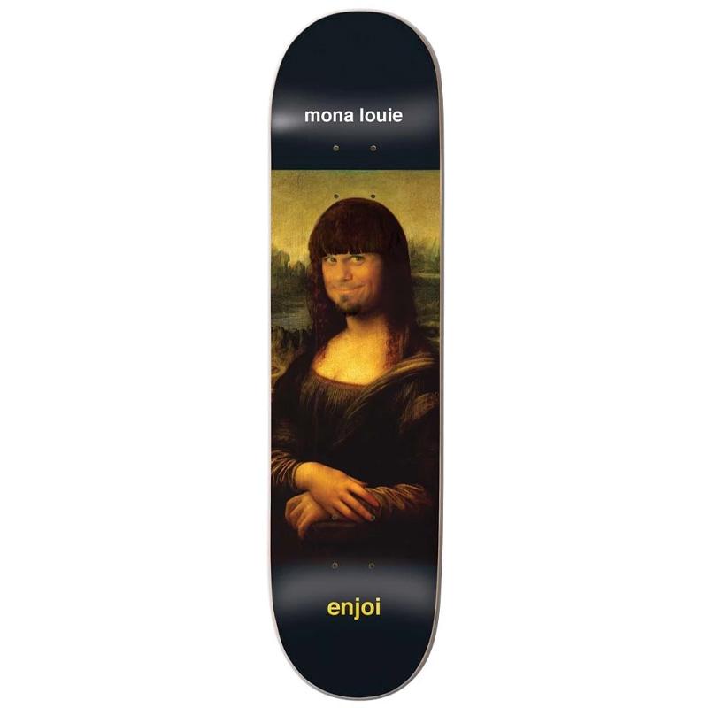 Enjoi Barletta Renaissance Impact Light Skateboard Deck 8.5