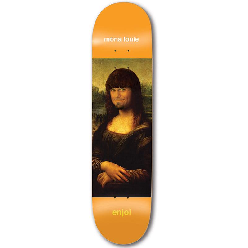 Enjoi Barletta Renaissance R7 Skateboard Deck 7.75