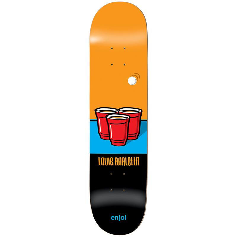 Enjoi Barletta Wray R7 Skateboard Deck 8.0