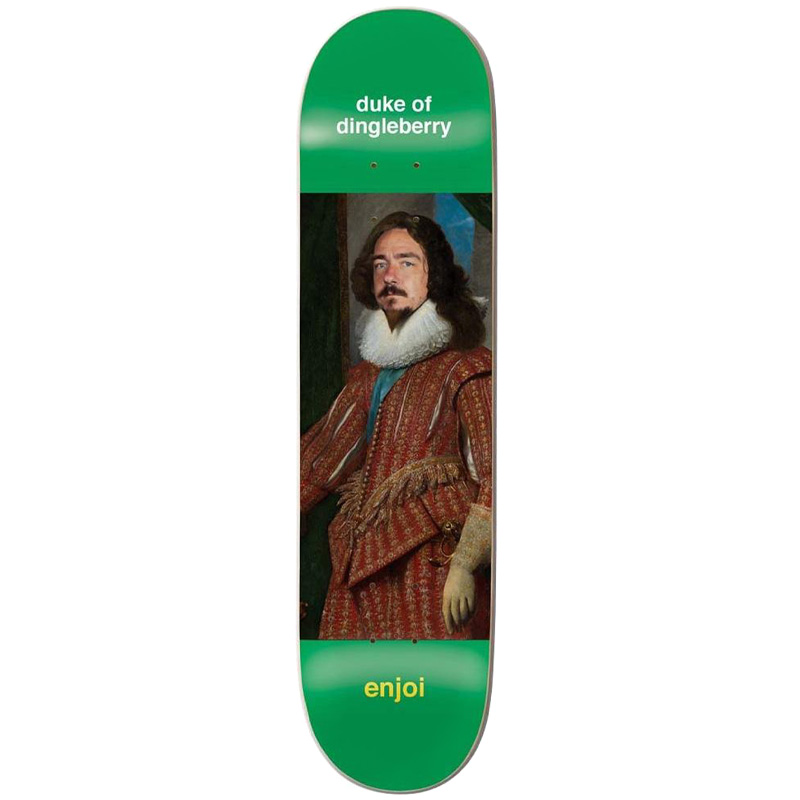 Enjoi Berry Renaissance Impact Light Skateboard Deck 8.5