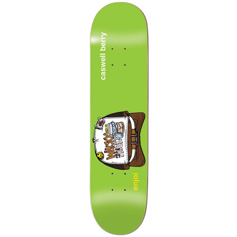 Enjoi Caswell Berry Snap Back R7 Skateboard Deck 8.0