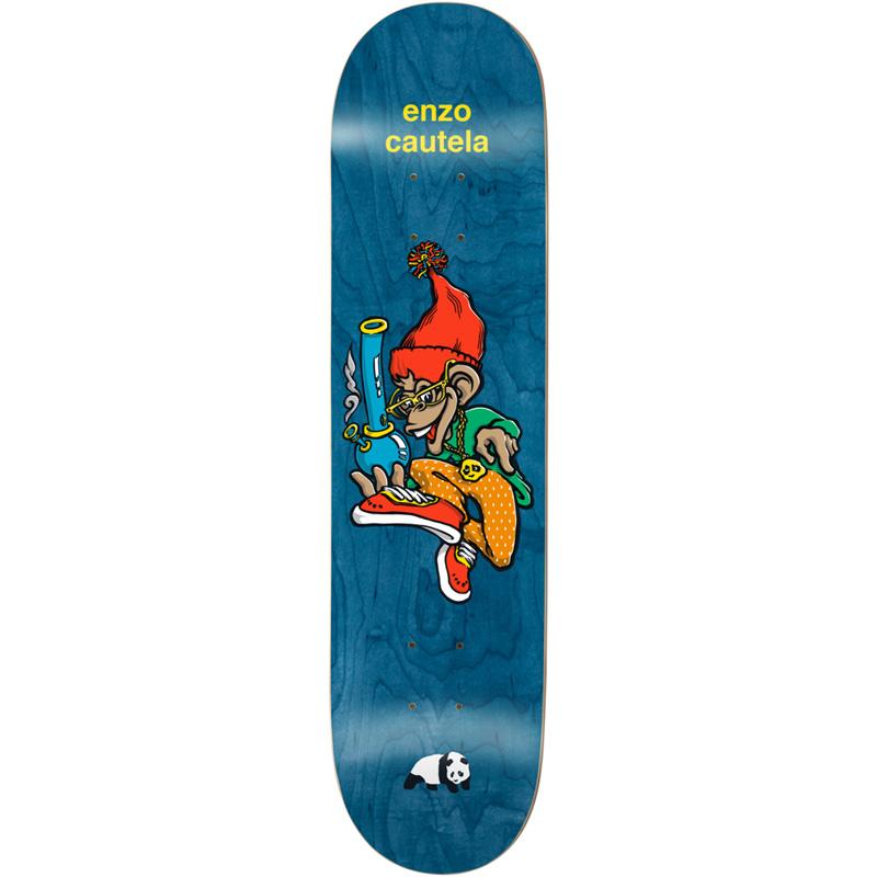 Enjoi Enzo Cautela What's The Deal R7 Skateboard Deck 8.0