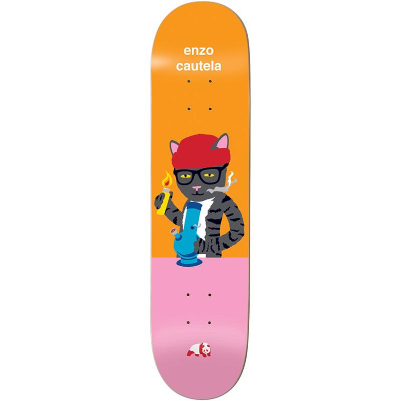 enjoi Enzo Pro Pussy Magnet V2 Skateboard Deck 8.375