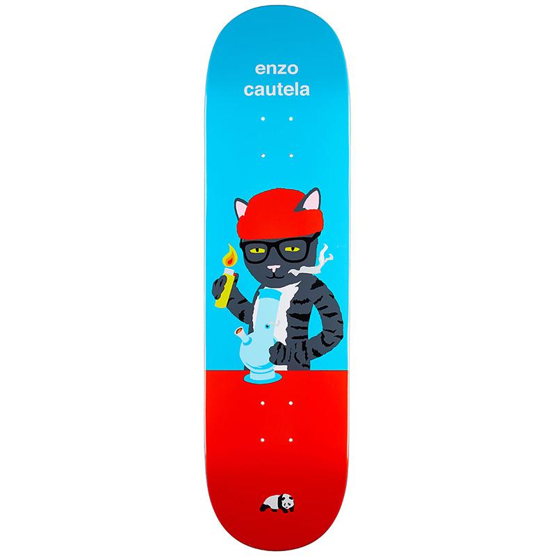 Enjoi Enzo Pussy Magnet V2 Skateboard Deck 8.5