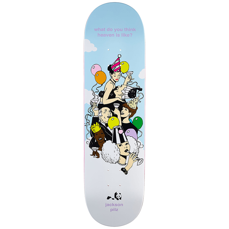 enjoi Jackson Suburban Outfitters New Pro 1 Skateboard Deck 8.375