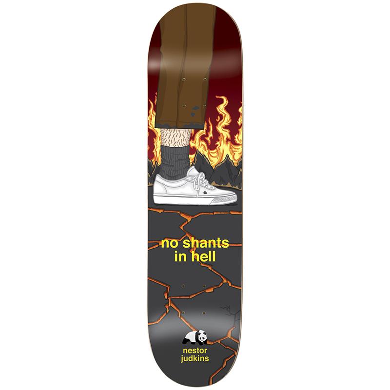 Enjoi Judkins Legs R7 Skateboard Deck 8.0