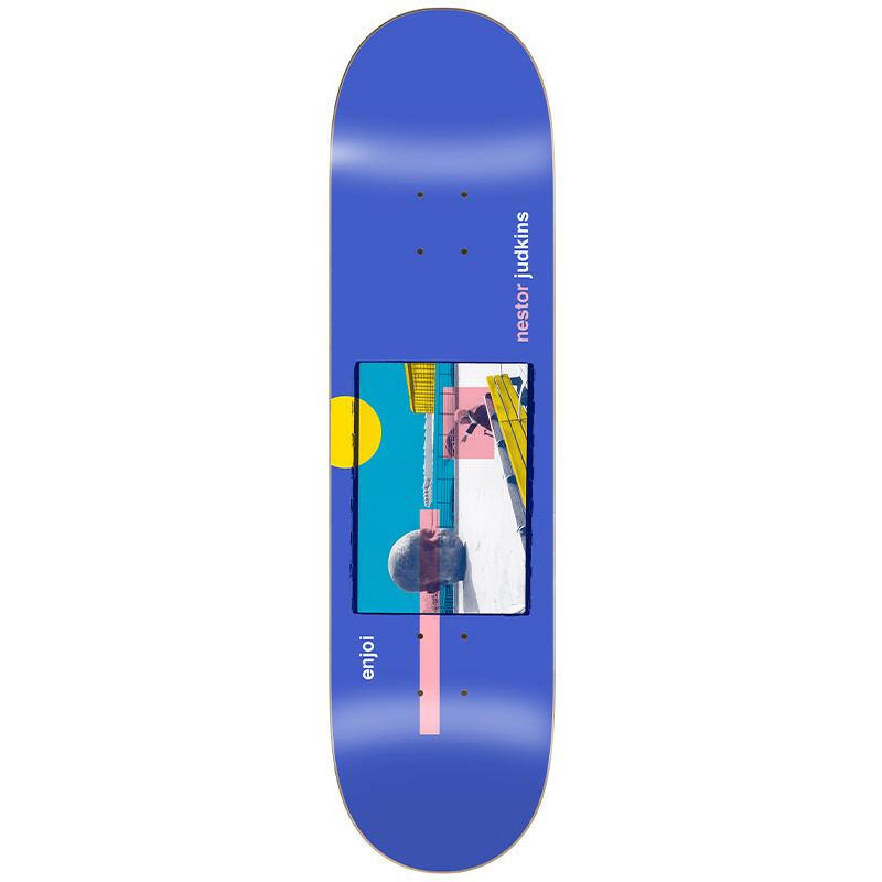 Enjoi Judkins Skart R7 Skateboard Deck 8.0
